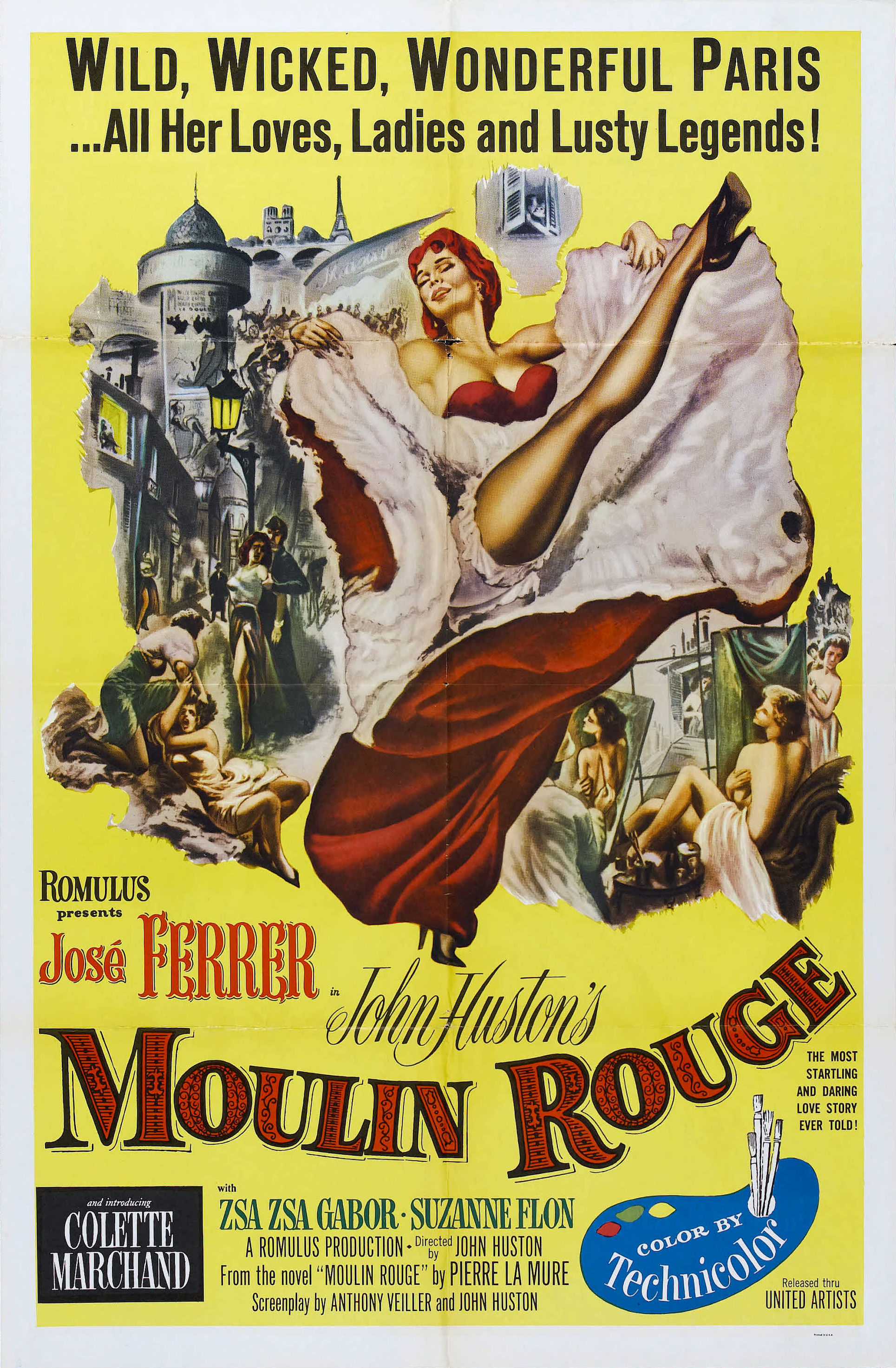 image Moulin Rouge Watch Full Movie Free Online