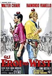 Heroes of the West Poster