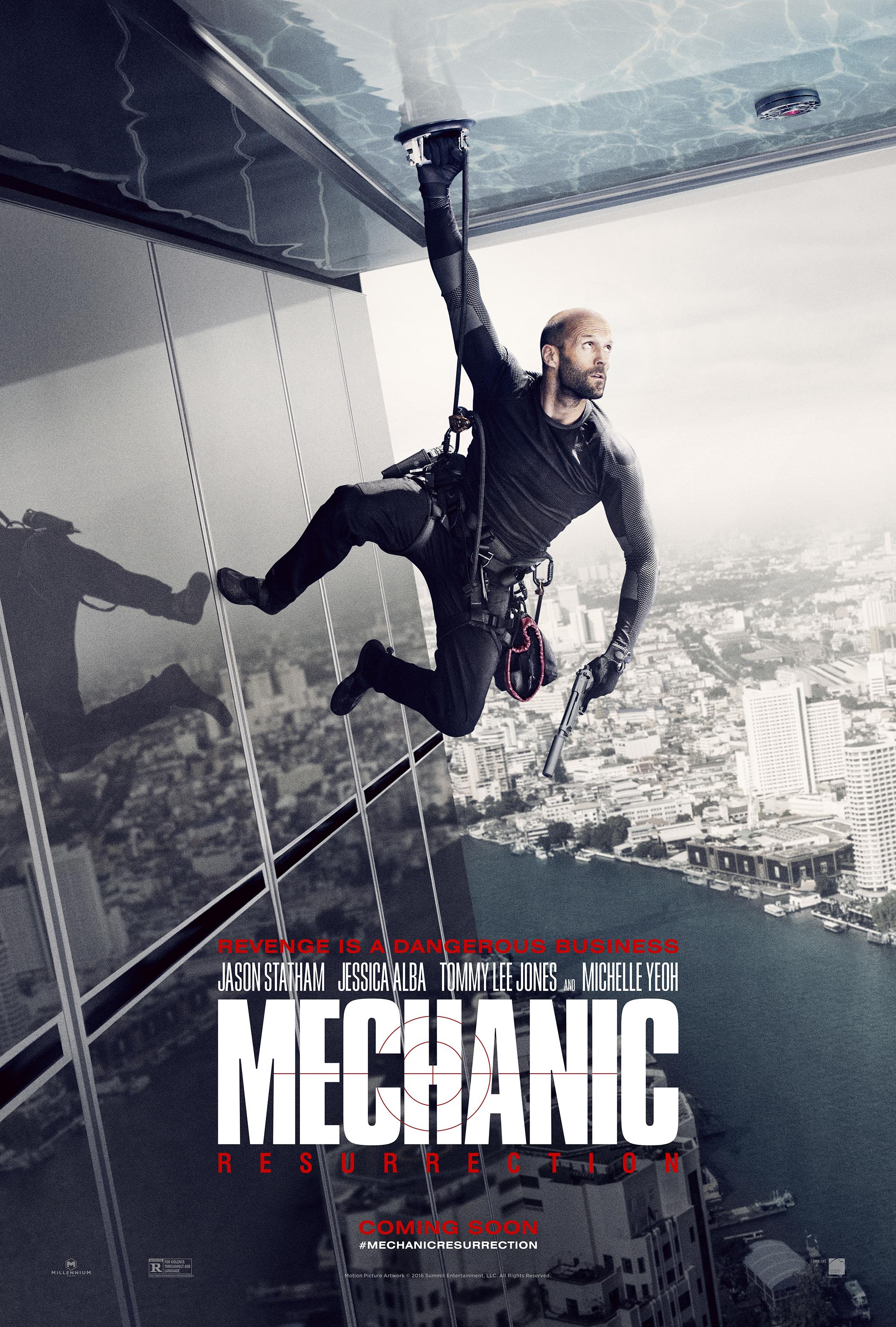 Mechanic: Résurrection