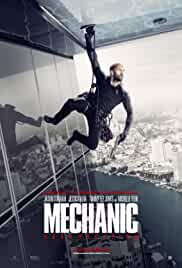 Mechanic Resurrection 2016 BluRay 720p 600MB Dual Audio ( Hindi – English ) ESubs MKV