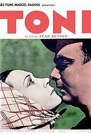 Toni(1935) Poster - Movie Forum, Cast, Reviews