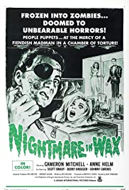 Nightmare in Wax (1969) Poster - Movie Forum, Cast, Reviews