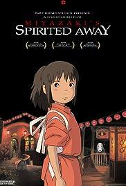 A Viagem de Chihiro Poster