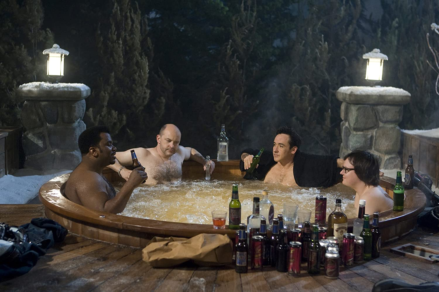 Jacuzzi al pasado (Hot Tub Time Machine)