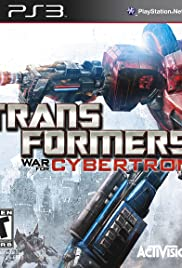Transformers: War for Cybertron Poster