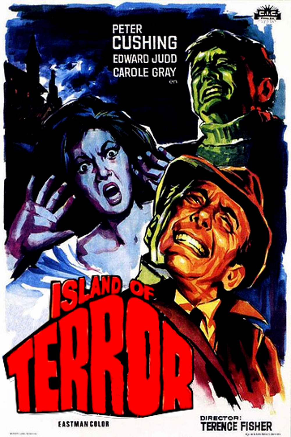 image Island of Terror Watch Full Movie Free Online