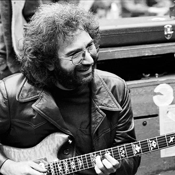 Jerry Garcia in Long Strange Trip (2017)