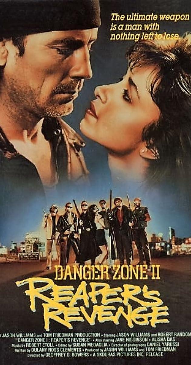 Фильм опасная зона 1986