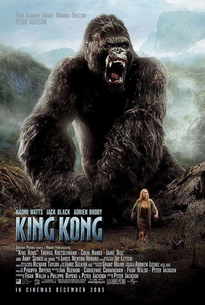Image result for king kong peter jackson