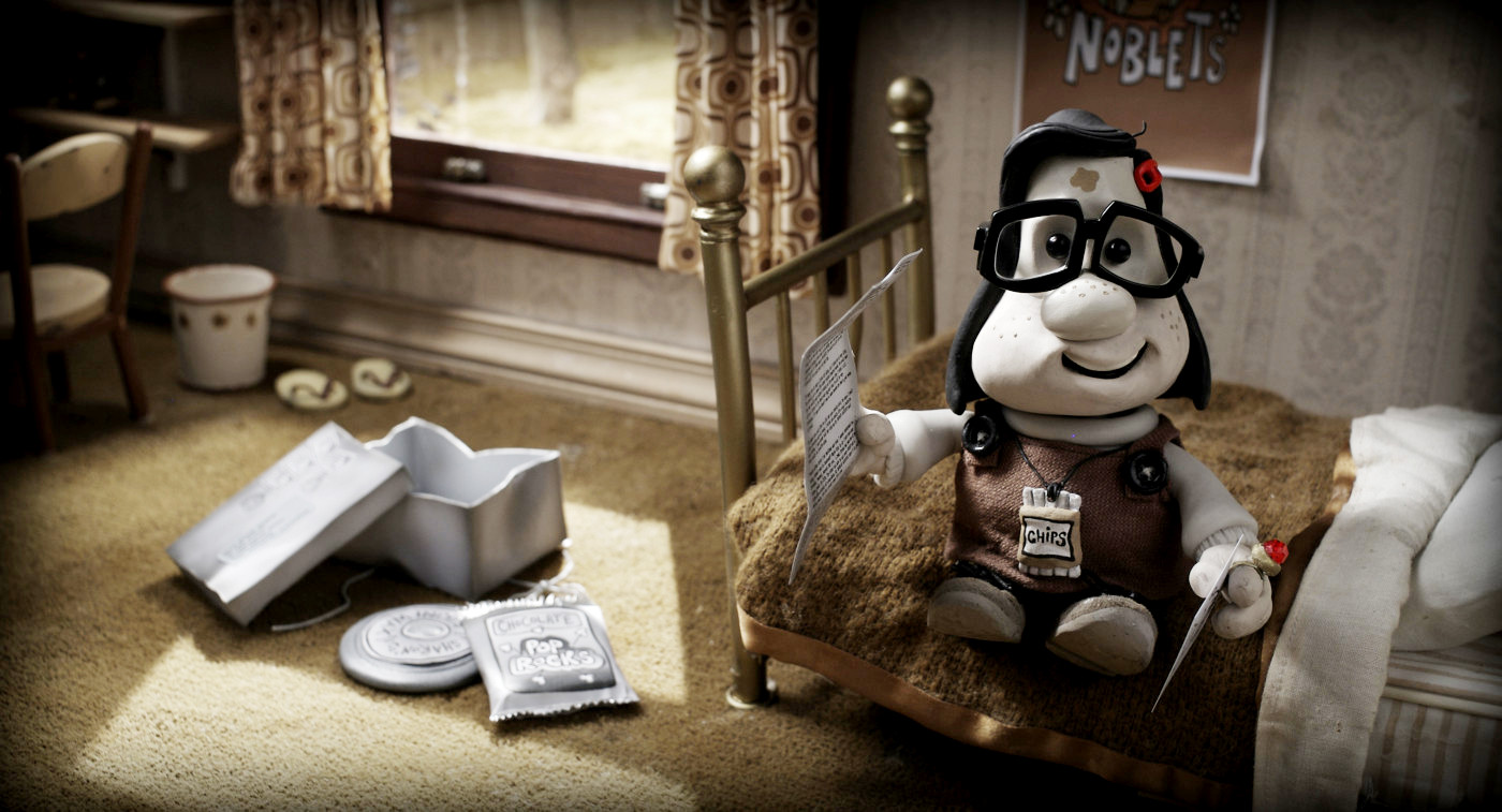 Image result for mary and max