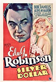 Silver Dollar (1932) Poster - Movie Forum, Cast, Reviews