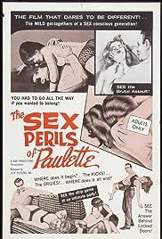 The Sex Perils of Paulette Poster