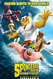 The SpongeBob Movie: Sponge Out of Water (2015) Poster - Movie Forum, Cast, Reviews