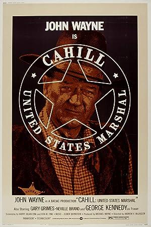 Cahill U.S. Marshal (1973) Download on Vidmate