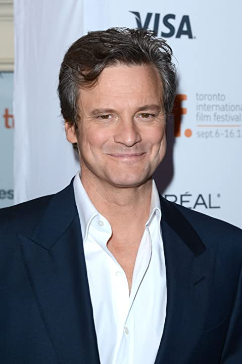 Colin Firth at an event for Arthur Newman (2012)