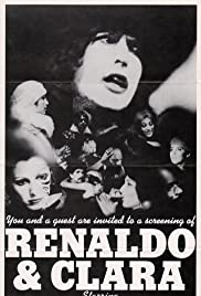 Renaldo and Clara (1978) Poster - Movie Forum, Cast, Reviews