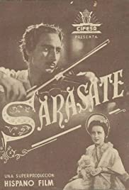 Sarasate Poster
