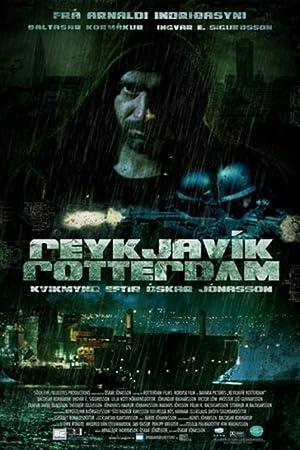 Reykjavik-Rotterdam poster