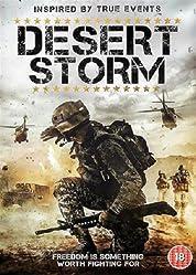 Desert Storm (2018) poster