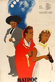 Matros s Komety Poster