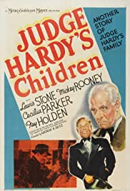 Judge Hardy's Children Poster