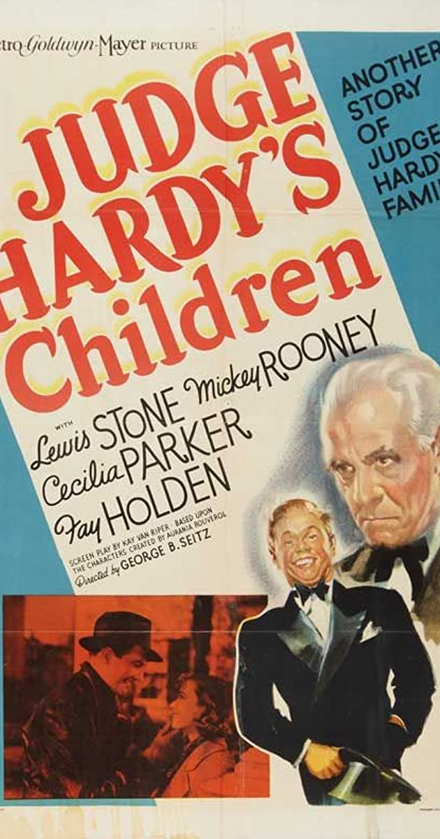 Judge Hardy's Children... Actress Jennifer Lawrence Imdb