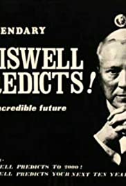 Criswell Predicts Poster