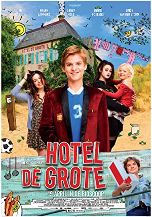 The Big L Hotel Poster