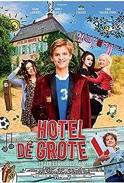 Hotel de grote L Poster