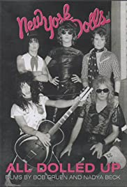 All Dolled Up: A New York Dolls Story Poster