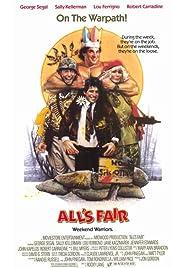 All's Fair(1989) Poster - Movie Forum, Cast, Reviews
