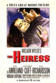 The Heiress (1949) Poster - Movie Forum, Cast, Reviews
