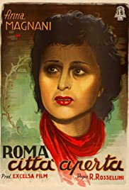 Rome, Open City (1945) Poster - Movie Forum, Cast, Reviews