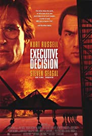 Executive Decision (1996) Poster - Movie Forum, Cast, Reviews