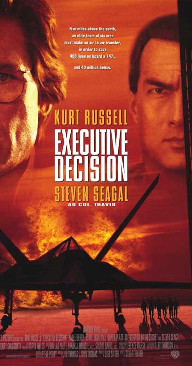 Prezidento sprendimas / Executive Decision (1996) Online