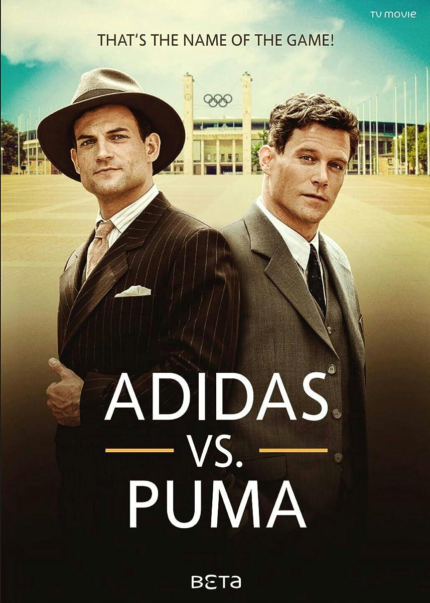 adidas and puma brothers history