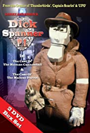 Dick Spanner, P.I. Poster