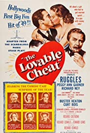 The Lovable Cheat Poster