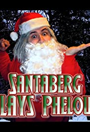 Santaberg Slays Phelous Poster