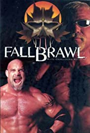 Fall Brawl Poster