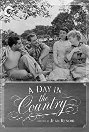 A Day in the Country Poster