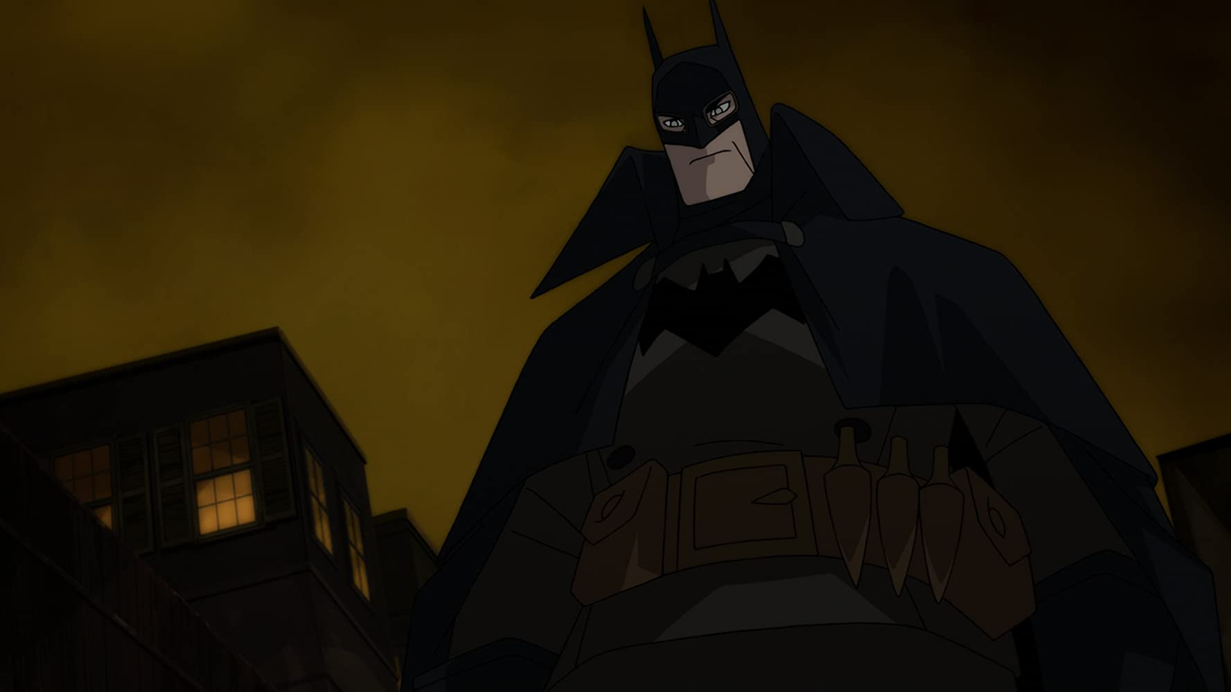 Bruce Greenwood in Batman: Gotham by Gaslight (2018)