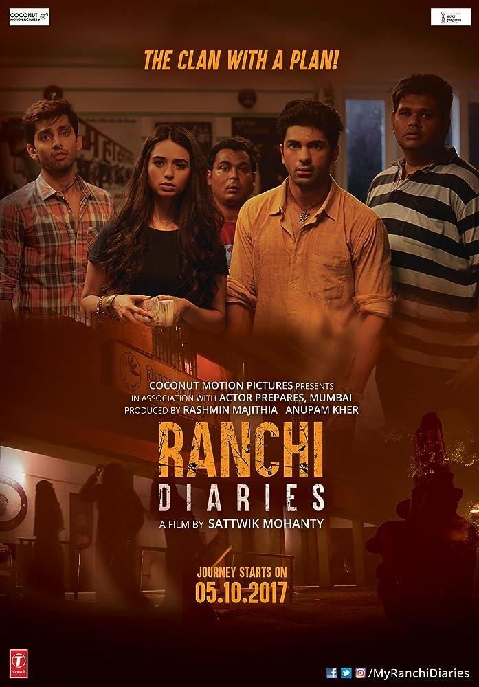 Ranchi Diaries Movie Poster