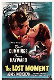The Lost Moment (1947) Poster - Movie Forum, Cast, Reviews