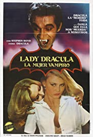 Lady Dracula Poster