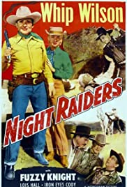 Night Raiders Poster