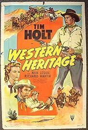 Western Heritage Poster