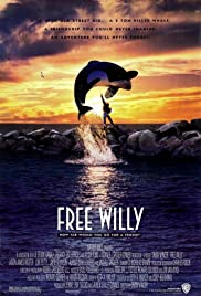 Free Willy (1993) Poster - Movie Forum, Cast, Reviews