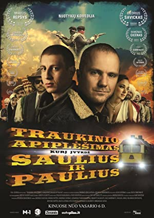 How Saul And Paul Robbed Them All (2015)