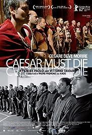 Cesare deve morire Poster